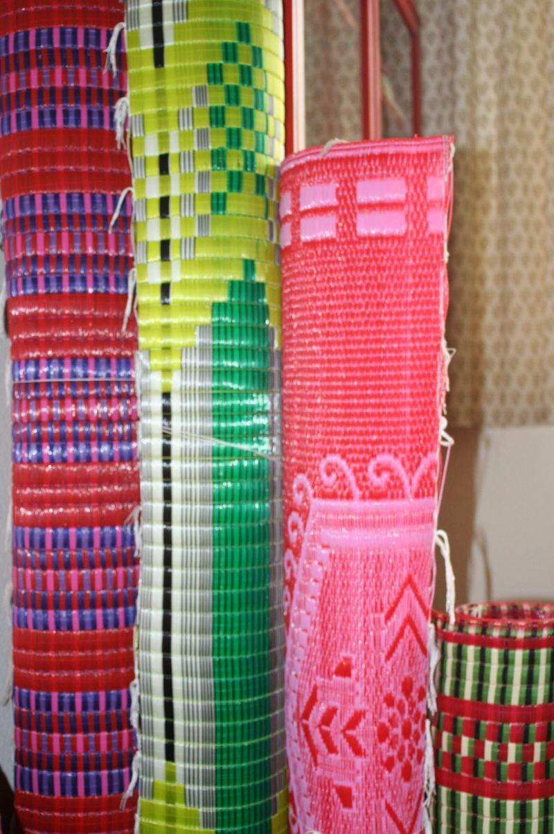 Tapis plastique africain - tapis plastique africain sur ...